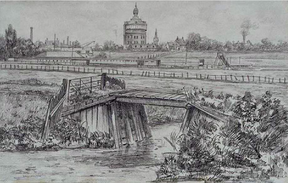 Kunst for Honingerdijk rotterdam